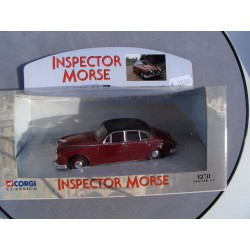 Jaguar MKII 2.4 Inspector Morse (Corgi)